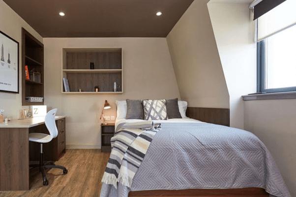 Demand for regularly sanitized student accommodation